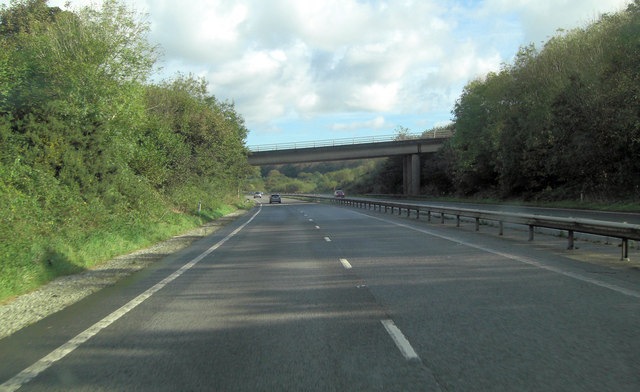 A30 crossed by B3268