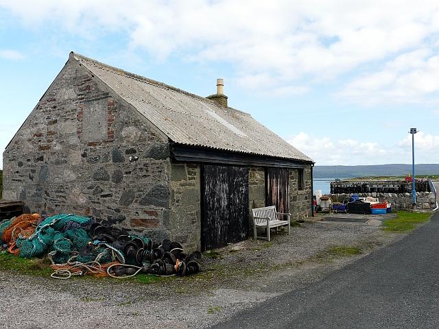 Fishermen's store