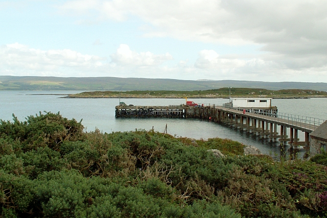 South Pier, Isle of Gigha