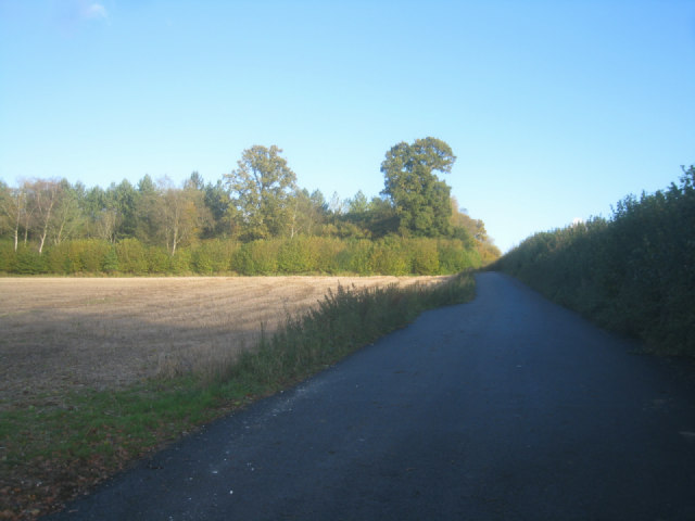 Access to Home Farm & cottages