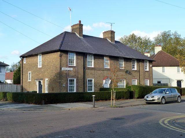 37 - 41 (odds) Henningham Road, N17