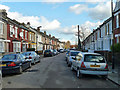 TQ3490 : Argyle Road, N17 by Robin Webster