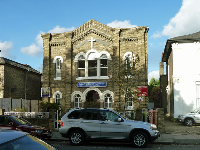 Calvary Church of God in Christ, Tottenham Assembly
