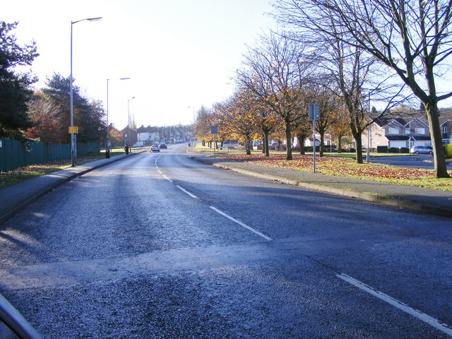 Wolverhampton Road East