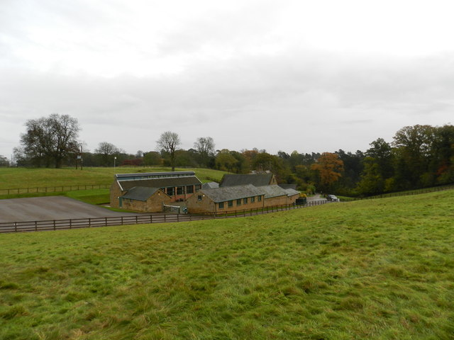 Home Farm, Upton Estate