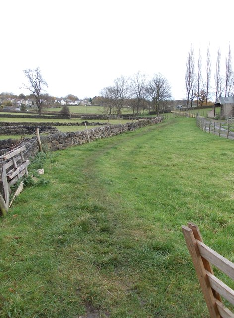 Footpath - Queensway