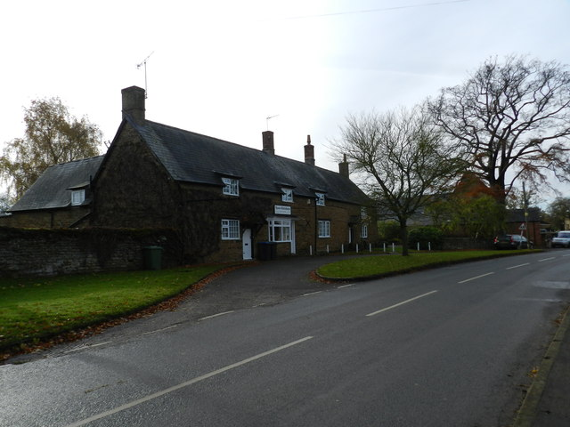 Village butcher shop, Middle Tysoe
