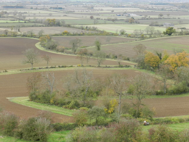 Fields from Spring Hill