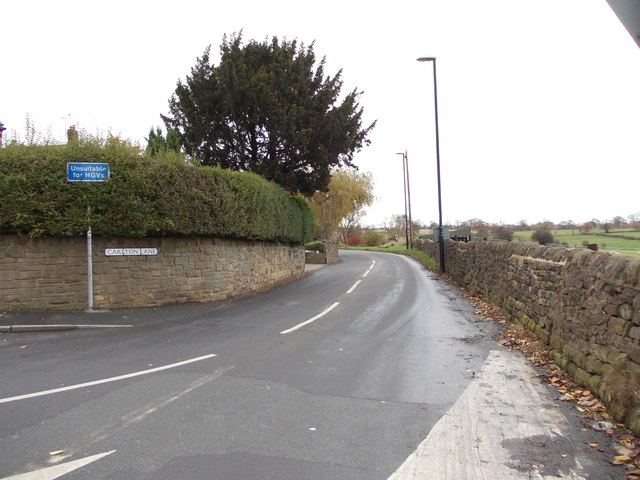 Carlton Lane - Town Street