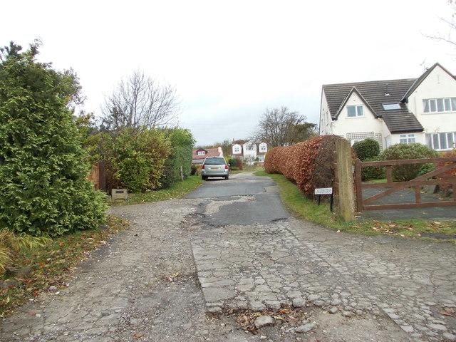 Carlton Drive - Carlton Lane