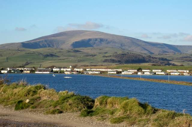 Black Combe from Haverigg outer barrier