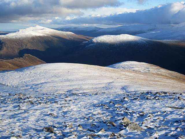 East side of Carn Gorm