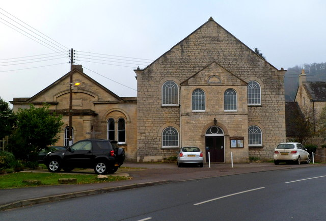 King's Stanley Baptist Church, Middleyard