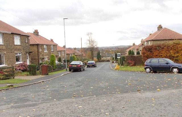 Moorland Drive - Moorland Crescent