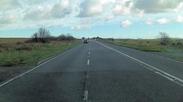 A30 east of Peverell's Cross