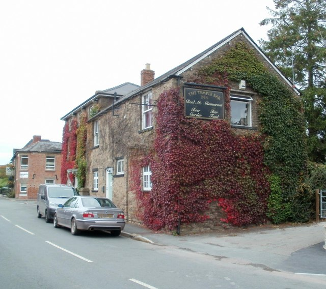 The Temple Bar Inn, Ewyas Harold