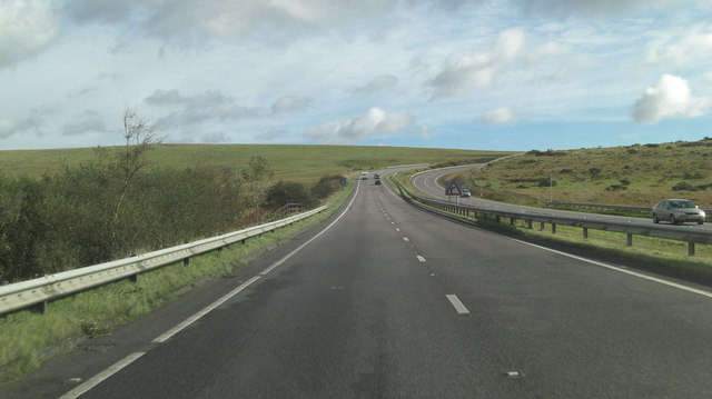 A30 by Temple New Bridge