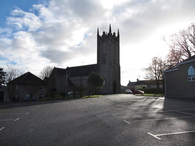 Christ Church (CoI), Kilkeel