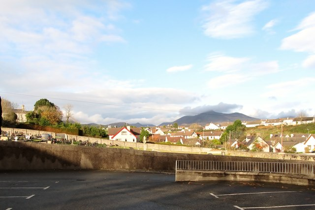 Houses on Mountain Road, Kilkeel