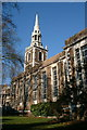 TQ3183 : St Mary the Virgin, Islington by Dave Kelly