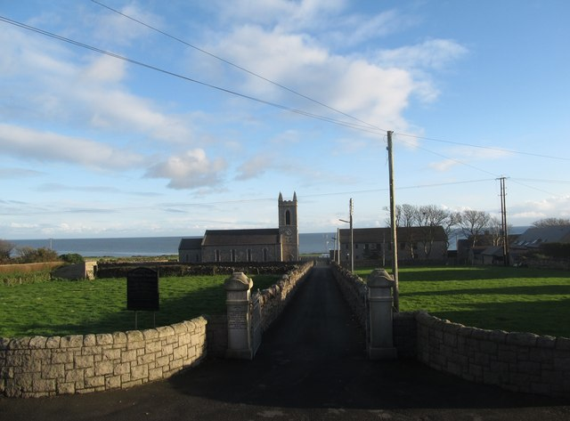 Kilhorne Parish Church (CoI), Annalong
