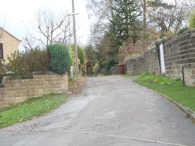 Bridleway - Kelcliffe Lane