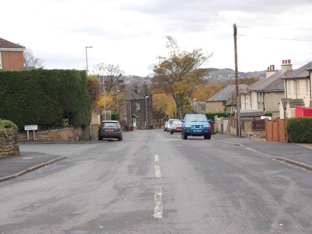 Kelcliffe Lane - Moorland Avenue