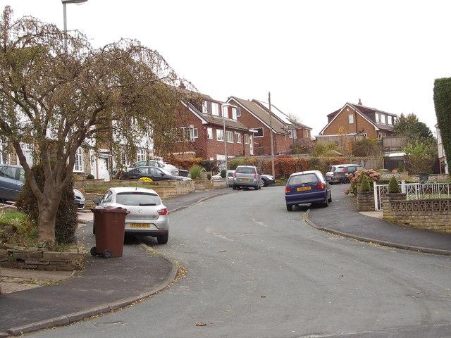 Kelcliffe Grove - Kelcliffe Lane