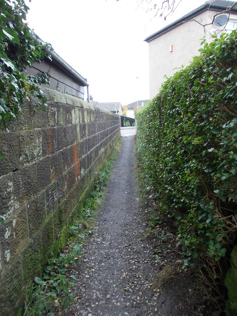 Footpath - Ashtofts Mount