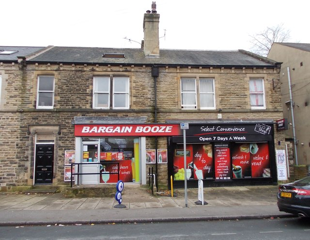 Bargain Booze - Oxford Road