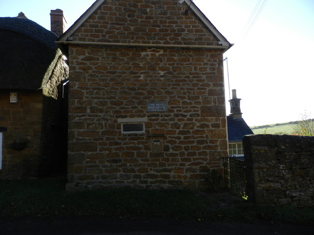 The First Post Office, Ratley