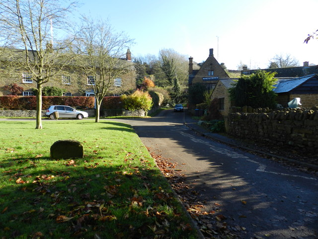 Village green, Ratley