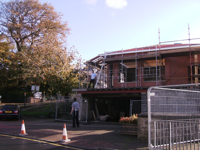 Development at Bath House Road
