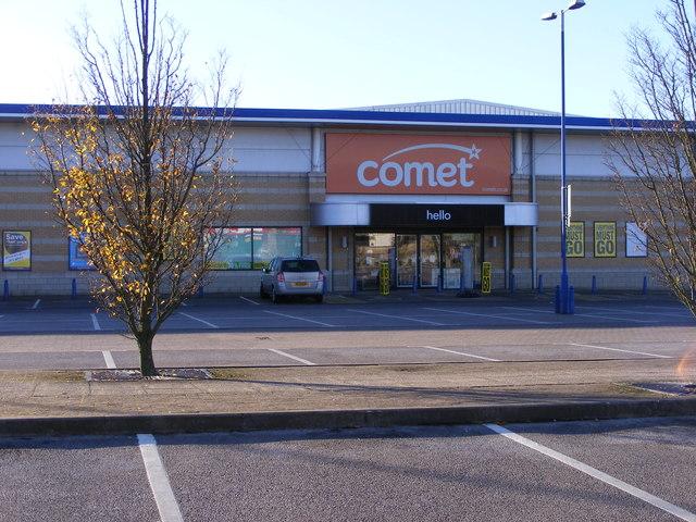 Comet Wolverhampton