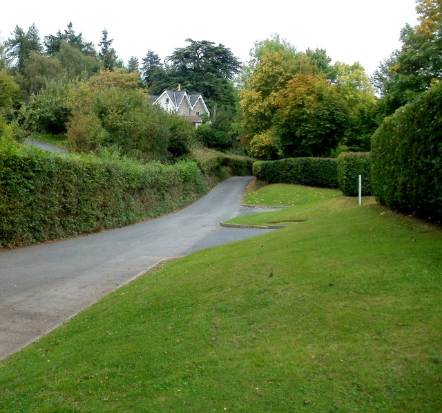 Dark Lane, Ewyas Harold