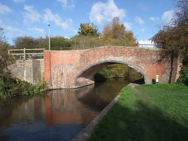 Bridge 29 on the trent and Mersey Canal