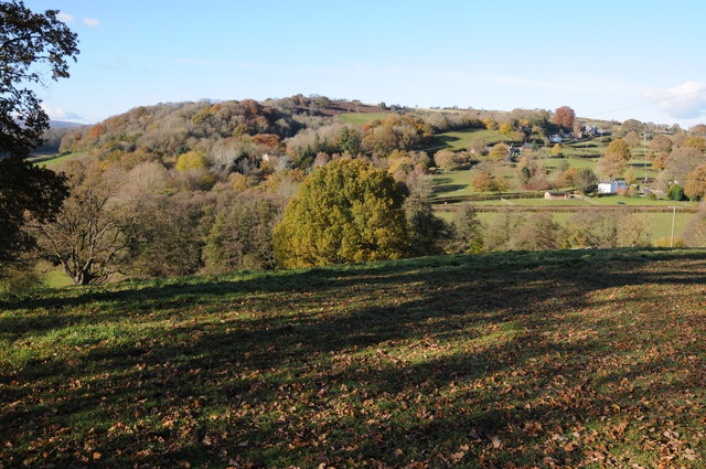 View to Trostrey Common