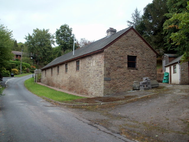 The Coach House, Ewyas Harold