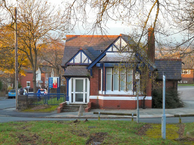 Hyde Hospital Lodge