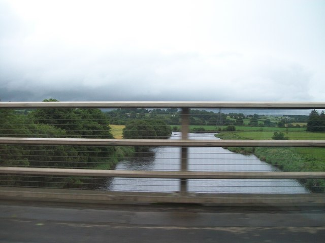 River Mourne at Strabane