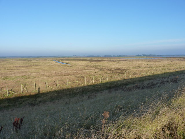 Over Lantern Marshes