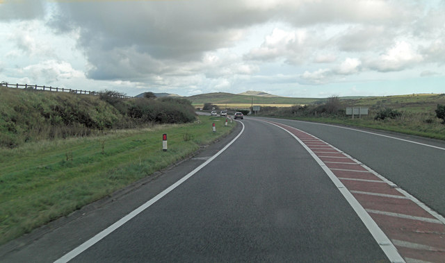 A30 south of Greenbarrow