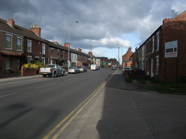 Derby Street, Burton upon Trent