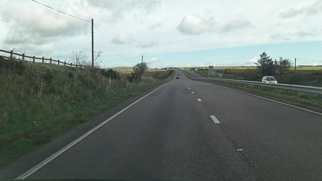 A30 west of Meadow Downs