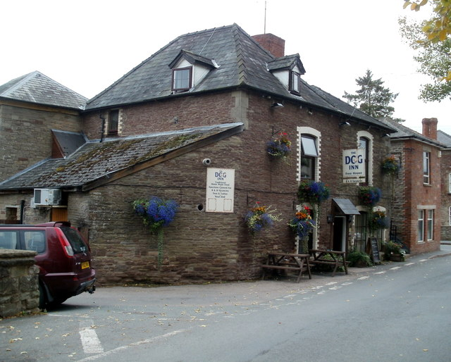 The Dog Inn, Ewyas Harold