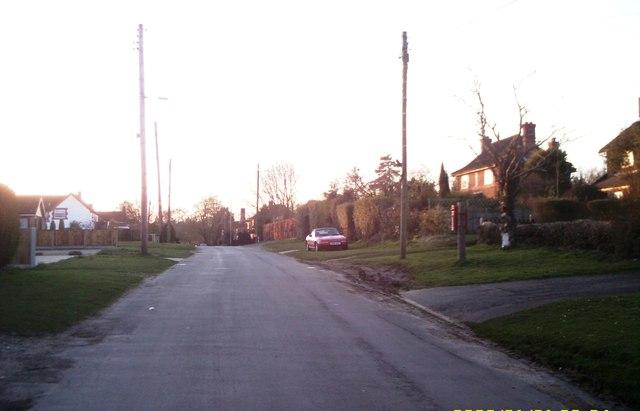 St. Andrew's Lane, Necton