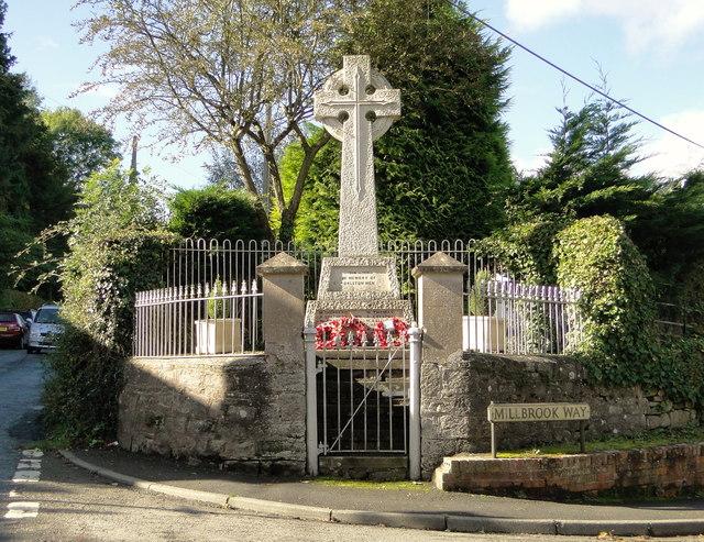 War Memorial, Orleton