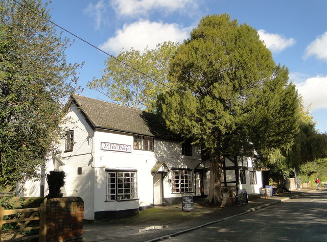 The Boot Inn, Orleton