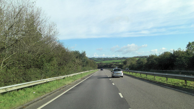 A30 at Trevell