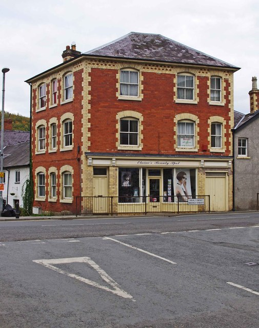 Elaine's Beauty Spot, 1 Bridge Street, Knighton, Powys